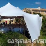 carpa beduina con laterales